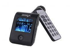 Цифровой FM-трансмиттер автомобильний Grand-X CUFM24GRX