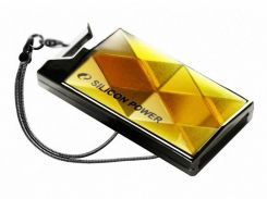 Флешка USB  Silicon Power Touch 850 8GB SP008GBUF2850V1T Gold