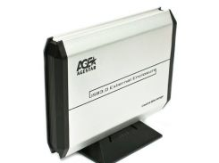 Кишеня зовнішня Agestar SUB 3A5 Silver  (SUB 3A5 (Silver))