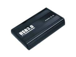 Кишеня зовнішня Maiwo K3502-U3S Black  (K3502-U3S black)