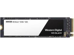 Твердотільний накопичувач Western Digital Black 2280 PCIe 3x4 NVMe 500GB WDS500G2X0C