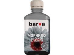 Чорнило BARVA Canon CLI-521/CLI-426 (MG6140/MG7140) Grey 180g