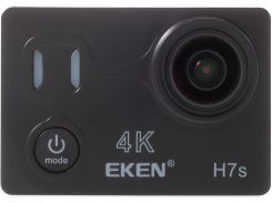 Екшн-камера Eken H7s Black