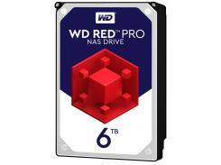 Жорсткий диск Western Digital Red Pro 6TB WD6003FFBX