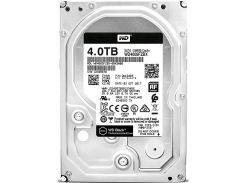 Жорсткий диск Western Digital Black 4TB WD4005FZBX