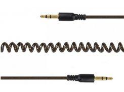 Кабель Cablexpert Jack 3.5mm male / Jack 3.5mm male 1.8m Black  (CCA-405-6)