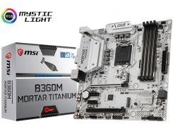 Материнська плата MSI B360M MORTAR TITANIUM