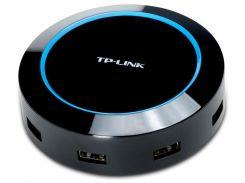 Зарядний пристрій TP-Link UP540 5xUSB Black
