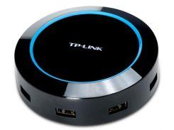 Зарядний пристрій TP-Link UP525 5xUSB Black