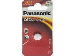 Батарейка Panasonic Alkaline LR44 (AG13) (BL/1)