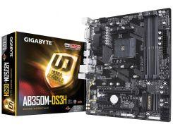 Материнська плата Gigabyte GA-AB350M-DS3H