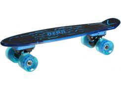 Скейт Neon Hype N100787 Blue