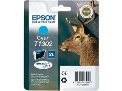 Картридж Epson St SX525WD/Office B42WD/BX625FWD 765 ст Cyan XL new