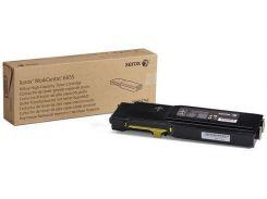 Тонер-картридж Xerox WC6655 Yellow