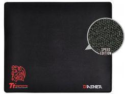 Килимок Thermaltake TteSports DASHER Medium Black  (MP-DSH-BLKSMS-02)
