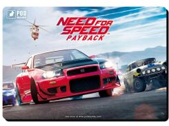 Килимок PODMYSHKU Need For Speed M  (GAME NEED FOR SPEED-М)