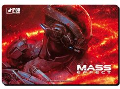 Килимок PODMYSHKU Mass Effect M  (GAME MASS EFFECT-М)