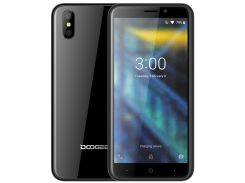 Смартфон Doogee X50 1/8GB Black