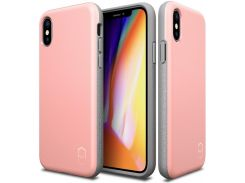 Чохол Patchworks for iPhone X - Level ITG Pink  (PPLIA84)