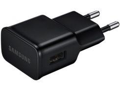 Зарядний пристрій Samsung EP-TA12EBEUGRU Black
