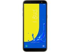 Смартфон Samsung J6 2018 J600 2/32GB SM-J600FZDDSEK Gold