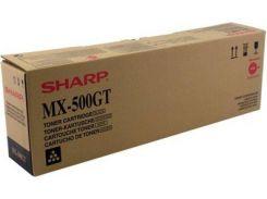 Тонер-картридж Sharp MX500GT, MX-M363U/453U/503U/363N/453N/503N/282N/362N/452N/502N (40k) Black