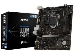 Материнська плата MSI B360M PRO-VD