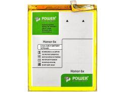 Акумулятор PowerPlant for Huawei Honor 6X HB386483ECW Plus  (SM150113)