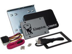 Твердотільний накопичувач Kingston UV500 240GB SUV500B/240G Bundle Kit