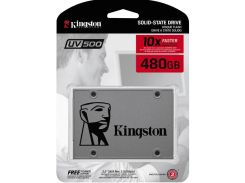 Твердотільний накопичувач Kingston UV500 480GB SUV500/480G