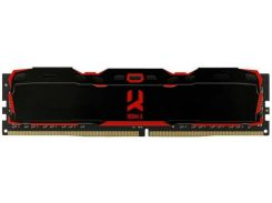 Оперативна пам'ять  GOODRAM IRDM X Black DDR4 1x4GB IR-X2666D464L16S/4G