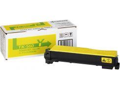 Тонер-картридж Kyocera TK-560Y 10k Yellow