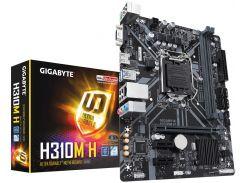 Материнська плата Gigabyte H310M H