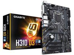 Материнська плата Gigabyte H310 D3