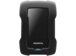 Зовнішній жорсткий диск A-Data HD330 1TB AHD330-1TU31-CBK Black
