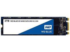 Твердотільний накопичувач Western Digital Blue 2280 2TB WDS200T2B0B