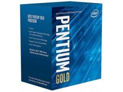 Процесор Intel Pentium Gold G5400 (BX80684G5400) Box