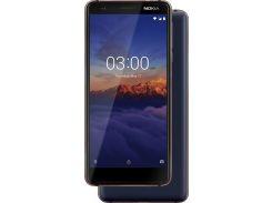 Смартфон Nokia 3.1 2/16GB Blue