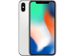 Смартфон Apple iPhone X 64GB MQAD2 Silver