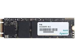 Твердотільний накопичувач Apacer AS2280P2 PCe 3.0 x2 NVMe 120GB AP120GAS2280P2-1