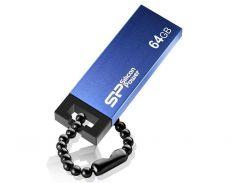 Флешка USB  Silicon Power Touch 835 64GB SP064GBUF2835V1B Blue