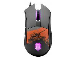 Миша Cougar Revenger S World of Tanks USB Black  (Revenger S 'World of Tanks')