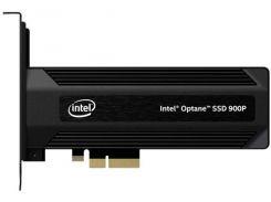 Твердотільний накопичувач Intel Optane 900P PCIe NVMe 3x4 280GB SSDPED1D280GAX1