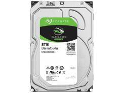 Жорсткий диск Seagate BarraCuda 8TB ST8000DM004