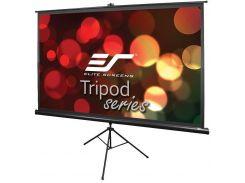 Проекційний екран Elite Screens T120UWH на тринозі (Black case)