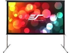 Проекційний екран Elite Screens OMS100H2-DUAL