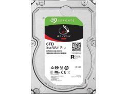 жорсткий диск seagate ironwolf pro 6tb st6000ne0023