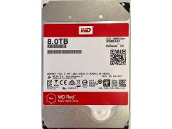 Жорсткий диск Western Digital Red 8TB WD80EFAX