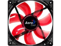 Вентилятор для корпуса AeroCool Lightning Red LED120  (Lightning RedLED120)