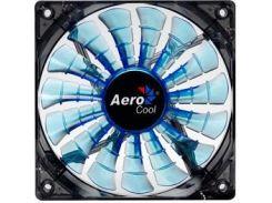 Вентилятор для корпуса AeroCool Shark Fan Blue LED  (SharkFanBlueLED)